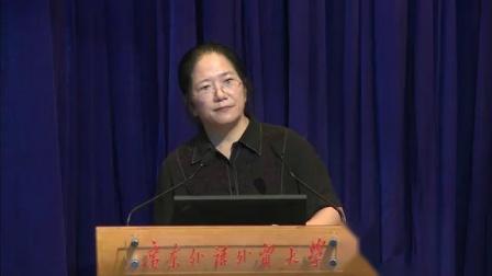 00449 广东外语外贸大学 英语语音 王桂珍 52讲 全套视频教程