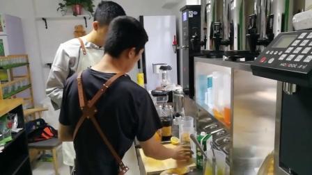 沈阳魔厨餐饮管理有限公司奶茶培训班