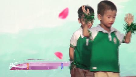 08《快乐的小厨师》小一班-云潭镇中英幼儿园期末汇演