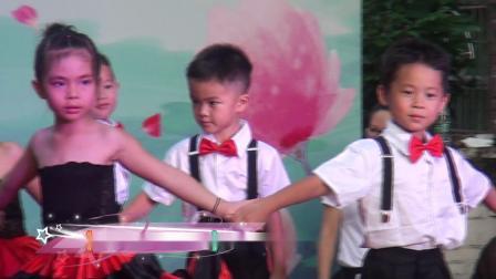 19《西班牙双人舞》大班兴趣班-云潭镇中英幼儿园期末汇演