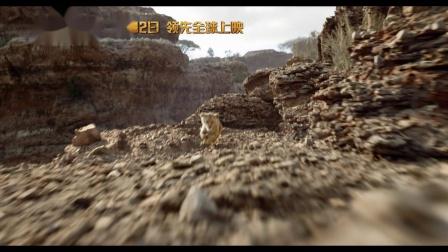 """《狮子王》刀疤野心毕露!""""这是我的王国,我的命运!"""""""