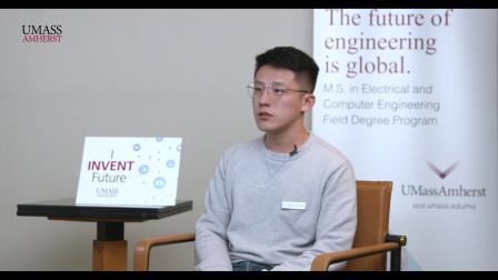 麻省大学阿默斯特ECE学生采访Student Testimonial - Youting LIN