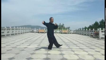 杨氏太极拳精要套路于国英习练