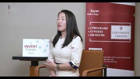 麻省大学阿默斯特TESOL学生采访Student Testimonial - Xiaomei WU