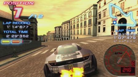 PSP山脊赛车2-BASIC-12