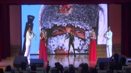 21:常州市葫芦丝联谊会三周年庆:二重奏·《望星空十五的月亮》演出:市沙龙班