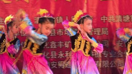 《小小古丽》  演出单位:新之韵艺术培训学校