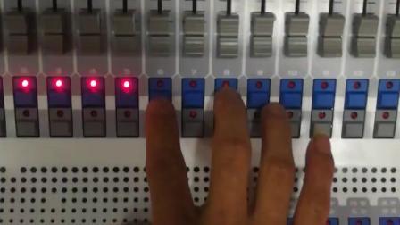 金刚控制台灯具组运用讲解