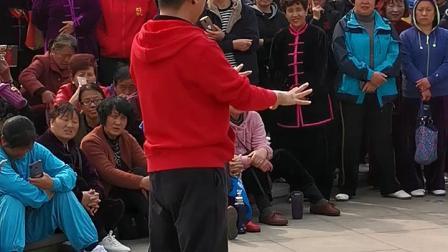杨军老师讲拳