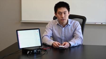 Moku:Lab十二合一多功能测量仪中频率响应分析仪FRA用于电容器电容特性测量