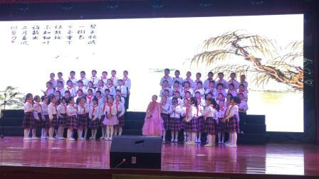 2019沭阳南湖小学二年级 经典咏流传、古诗吟唱比赛《鹅》孩子们棒棒哒👍完美👏