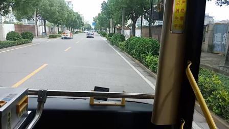 巴士二公司:闵行33路A线公交车,L9D 0066.秀文路园文路→申昆路枢纽站全程