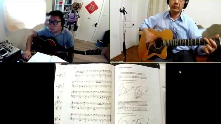 吉他教学问答 旋律与和弦链接的关系 陈鹏主讲