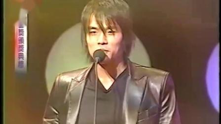 2002年第13届金曲奖颁奖典礼-周华健部分
