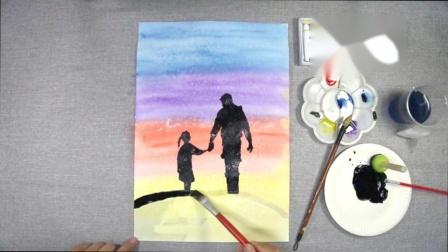 灵感大王&如艺童年[爸爸去哪了]幼少儿创意美术课程包