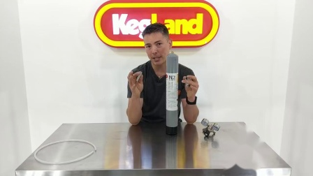 03674-How to pour creamy nitro coffee, stout, or other nitrogen beers!