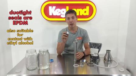 11914- How to assembly yr carbon filter and remove fuseloils from Alcohol-Spirit