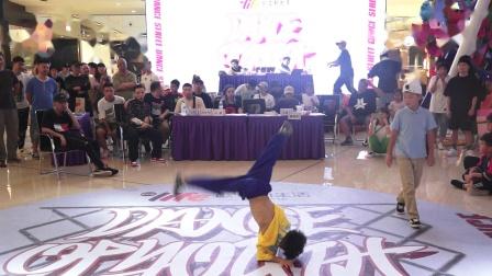 崔圣雨 vs 李明轩 KIDS 半决赛 DOY2019 情怀篇