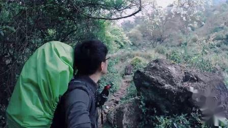 【预告片】 Solo!牯牛降!独自一人的徒步穿越,在皖南秘境享受自虐的快感!