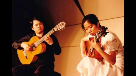 Mi Soleares - Live performance by Raymond Au &  Amy Hung