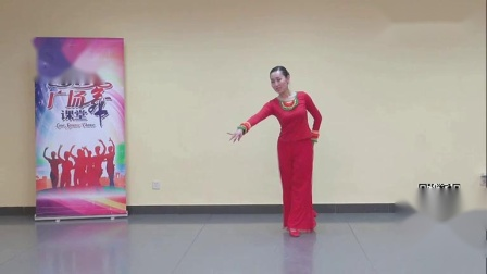 就爱广场舞课堂 古典舞 八_标清
