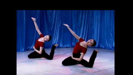 腰的练习 舞从敦煌来