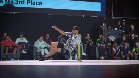 LUSSY SKY vs LIL G [3rd place battle] - WDSF Breaking For Gold 2019