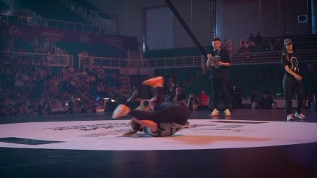 QUEEN MARY vs JILOU [bgirl group rd]  -  WDSF WORLD CHAMPS 2019