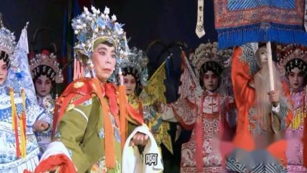 雷剧《杨门女将》第四场《比武出征》