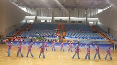 2017年温州市老年人健身球自编套路比赛_高清