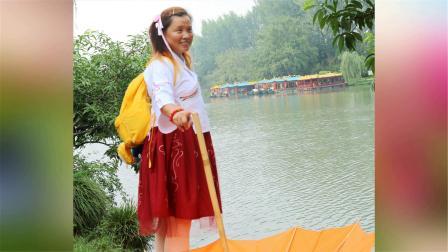 ♬贰零壹玖年柒月叁日游扬州瘦西湖♬