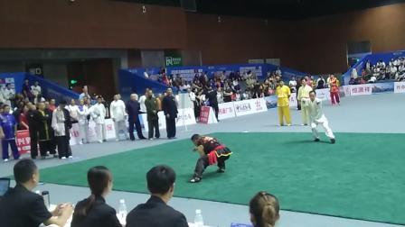 世锦赛上的象形拳