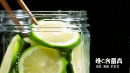 海南青柠檬2斤装一级小青柠新鲜酸爽非进口无籽免邮香水柠檬特价