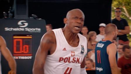 2019世界杯球星集锦—波兰男篮希克斯