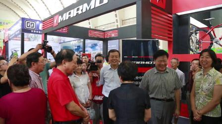全球十大顶级自行车品牌排行榜MARMOT土拨鼠受邀北京国际展