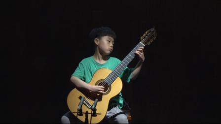 杭州学吉他、潘禹泽、魏斯幻想曲