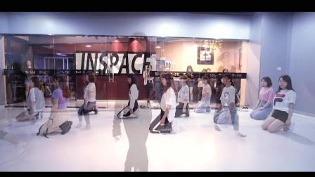 INSPACE舞蹈-MAYI老师-Jazz基础课程视频-Mercy(完整)