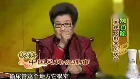 杨奕_手到病自除20_泌尿系统反射区的功效2_高清