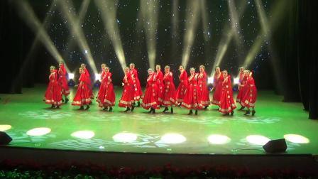 舞蹈《托起希望的哈达》长春市绿园区文化馆舞蹈团20190705
