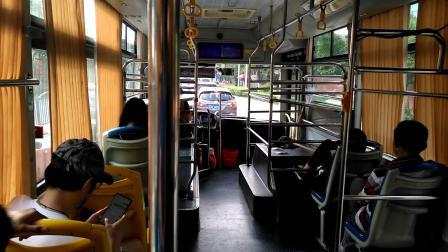 【浦东南汇】机场八线公交车(W0G-001)(南汇汽车站-浦东机场)全程【VID_20190706_163618】