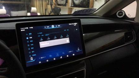 比亚迪宋MAX音响改装丹麦绅士宝CS6.2 雷贝琴功放 广州南沙艺匠汽车音响