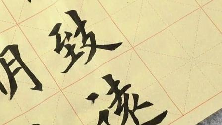 长书毛边纸米字格宣纸书法专用纸竹浆初学者学生儿童毛笔书法练习纸批发加厚手工元书纸9cm28格半生半熟宣纸