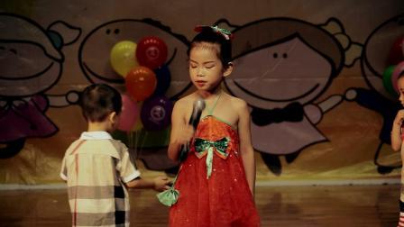 2019年忻城县城关镇金宝贝幼儿园毕业典礼