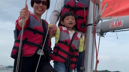 福建东山帆船超好玩