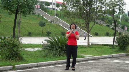 西江镇老年学校许春梅独唱《唱支山歌给党听》
