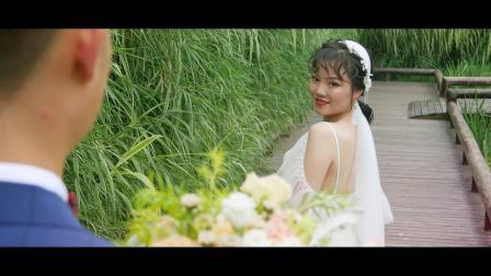 《千年之爱》陈阳 李君 婚礼mv