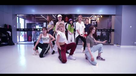 INSPACE舞蹈-Kahey老师-Kpop进阶课程-Uh Oh(part1)