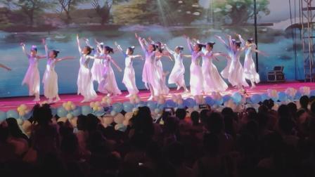 玉林城西万花舞蹈培训中心2O19、文艺晚会在玉林宾馆圆满城功