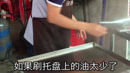 广东石磨肠粉苏强师傅:石磨肠粉培训那里好?