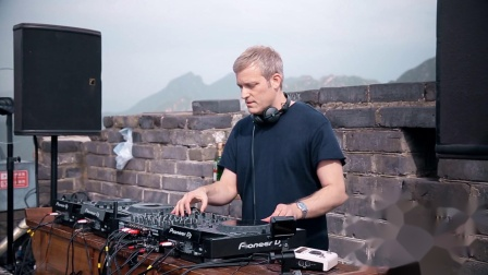 【Loranmic】Ben Klock DJ set at Great Wa